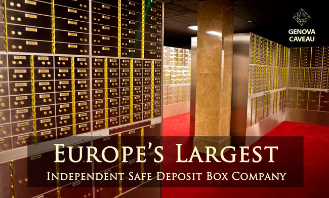 Safe Deposit Box Genova